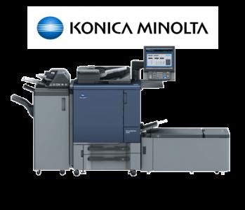 Presse numérique KONICA MINOLTA