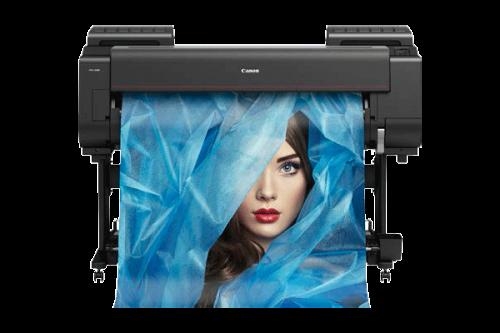 Traceur-canon-4000s pour imprimer en grand format chez Atech'print